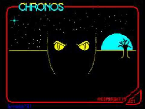 Chronos theme (amazing 1bit music)