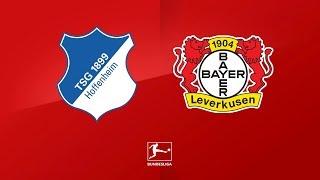 хоффенхайм - Байер прогноз и обзор матча футбол спорт