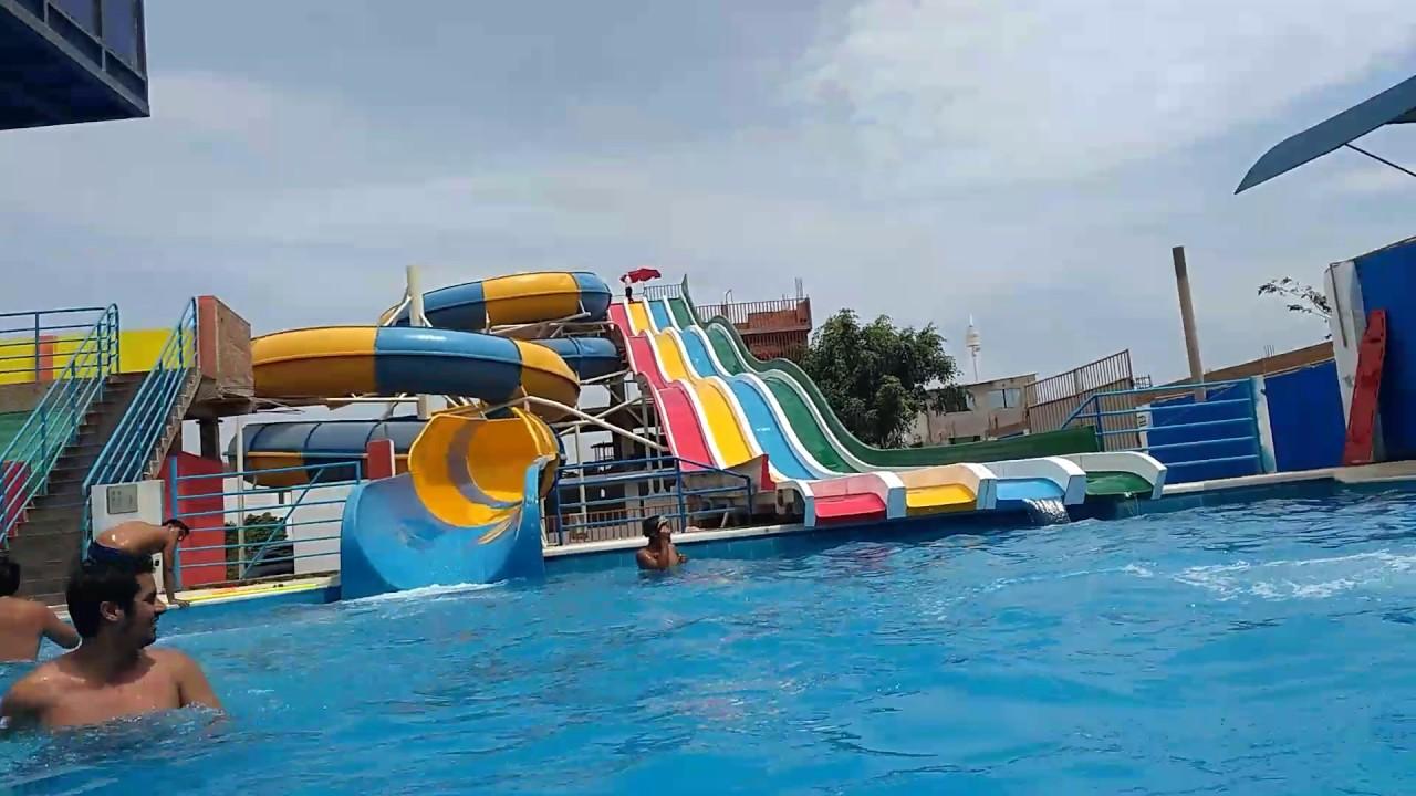 En la piscina San Pedro  YouTube