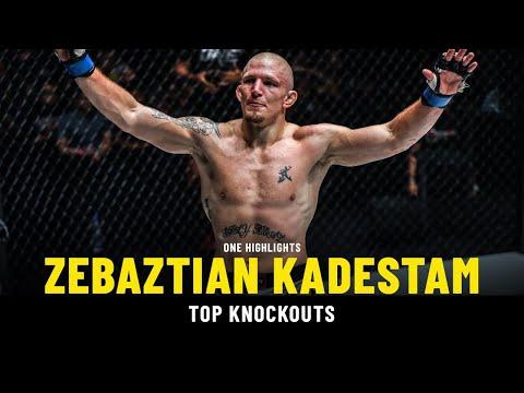 Zebaztian Kadestam's Top Knockouts | ONE Highlights
