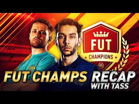 FUT CHAMPIONS ULTIMATE RECAP w/ EUROPEAN WINNER HASHTAG TASS! FINALS, FIFA 17 ESPORTS, & GAMEPLAY!