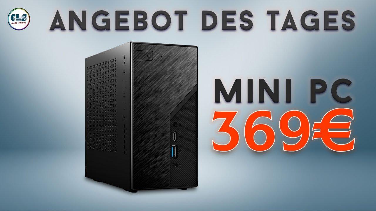ANGEBOT DES TAGES - AMD Mini PC Nur 369€
