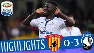 Benevento - Atalanta 0-3 - Highlights - Giornata 33 - Serie A TIM 2017/18 streaming