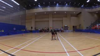 全港跳繩分齡賽2016 - 男子組- 單人繩個人花式比賽 -