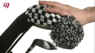 Masters Golf - Classic Pom Driver And Fairway Headcover (WCVTK)
