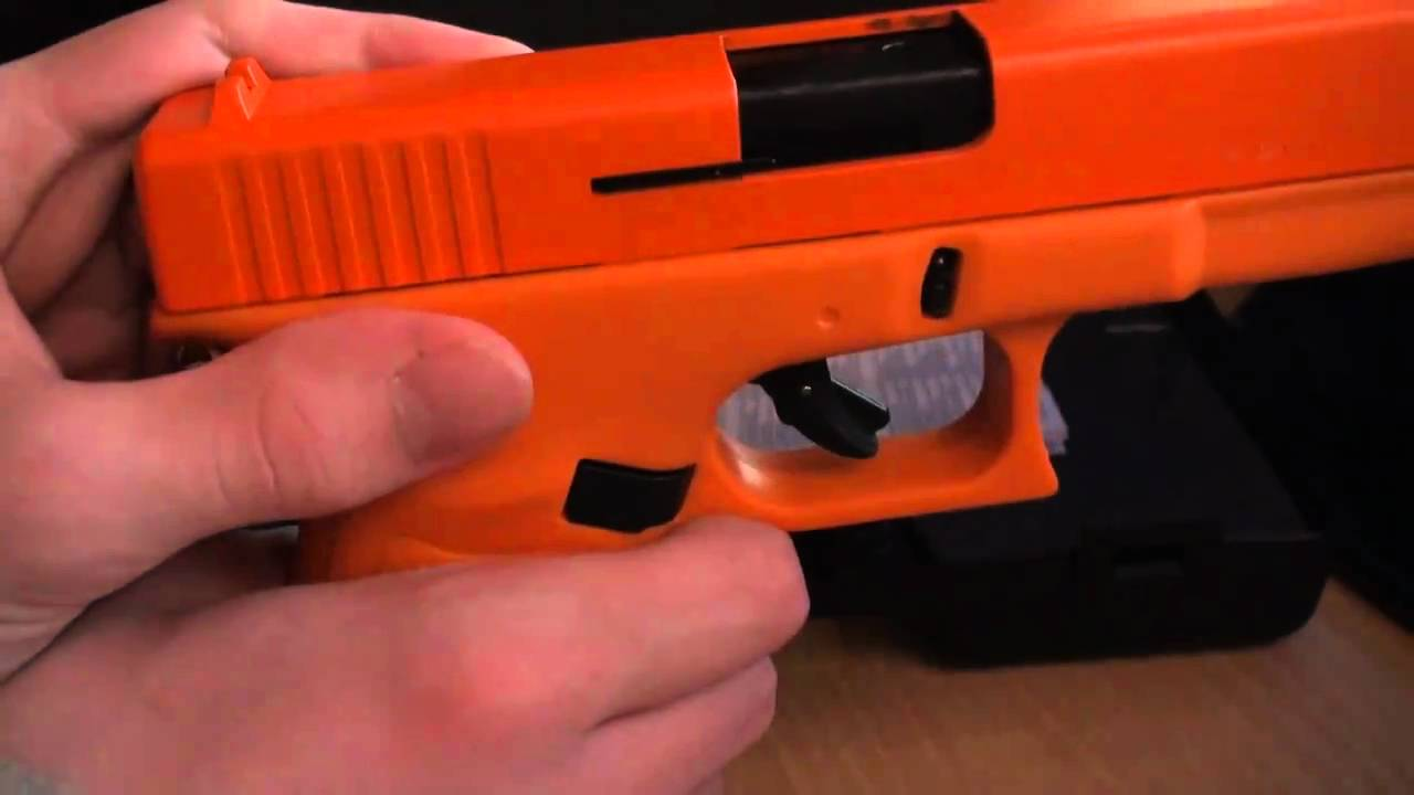 Glock 17 Blank Gun UK Review Full HD YouTube