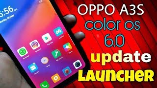 Oppo a3s pie update how to download and install color os 6 update