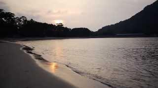 2013.9.12  菊ヶ浜快水浴場(100選)