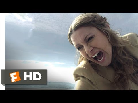Sharknado 2: The Second One (3/10) Movie CLIP - Stun Gun Meets Sharp Teeth (2014) HD