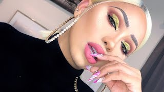 TESTING KYLIE COSMETICS BIRTHDAY COLLECTION | Melly Sanchez