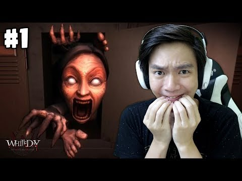 Game Horror Dari Korea - White Day - Indonesia Part 1