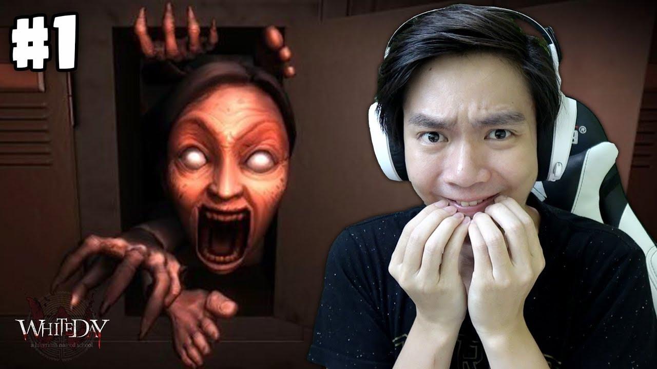 Game Horror Dari Korea White Day Indonesia Part 1 Youtube