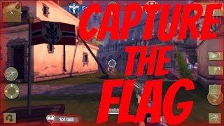 Capture The Flag! [Blitz Brigade Gameplay]