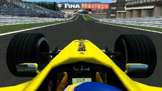 F1 2000 Spa-Francorchamps Practice (Windows)