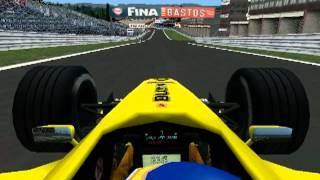 F1 2000 Spa-Francorchamps Practice (Windows)