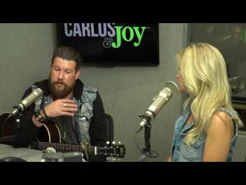 """Hear Why Zach Williams' """"Chain Breaker"""" is Based on His Testimony"""