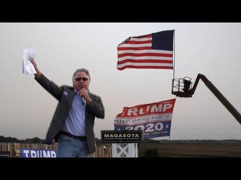 FREEDOM MATTERS: Michael Matt Speaks at Trump Rally