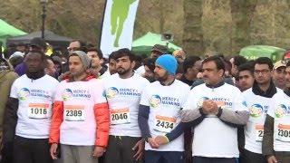 Ahmadiyya Muslim Youth Association hold annual charity run