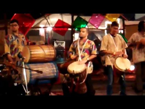 Amazing Sound of African Musical Instruments