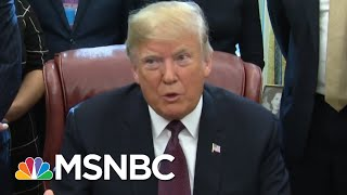 Waiting For The Hammer To Fall: President Trump Signals Mueller Probe's End | The 11th Hour | MSNBC