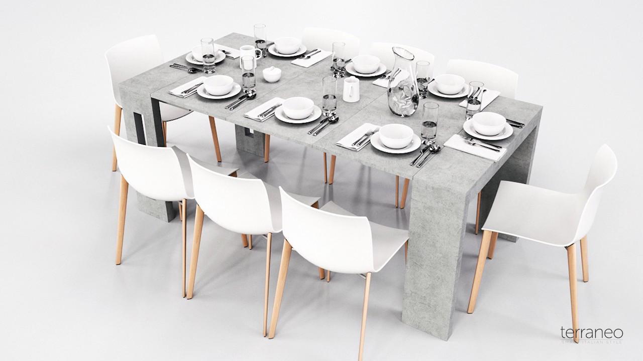 Terraneo Tavolo Consolle.Terraneo Console Table El540 El542 El549