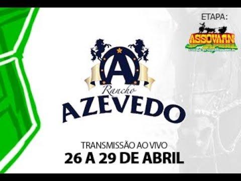 3ª Etapa ASSOVARN | Parque e Rancho Azevedo | Monte Alegre - RN
