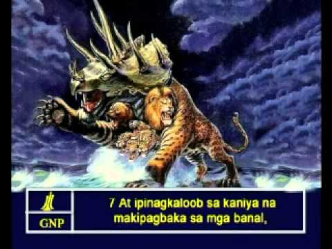 Revelation 13 Tagalog (Filipino) Picture Bible
