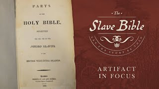 The Revealing Of The Slavery Bible Just Confirms The Time Of Prophetic Revelation Has Arrived!!