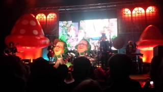 Primus and the chocolate factory. Oompa Augustus