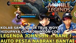Download lagu JOHNSON PALING GA NGOTAK EMANG NI ORANG! SEMUA KITA BANTAI COK!