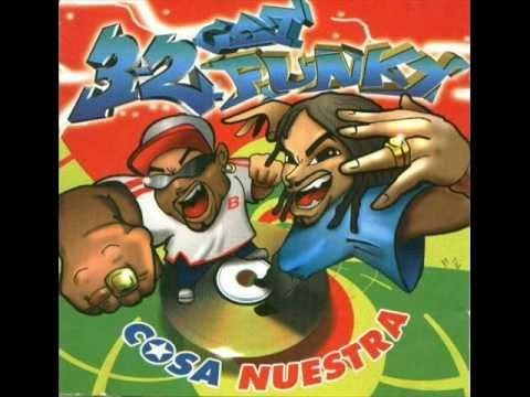 3-2 GET FUNKY - COSA NOSTRA (10 - EN LA CASA) BY CHEKA