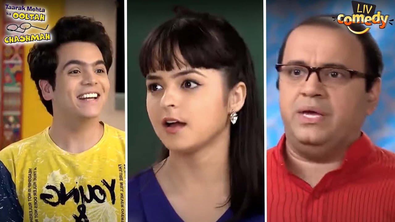 Bhide ने Tapu पर किया शक | तारक मेहता का उल्टा चश्मा | Tapu Sena Special