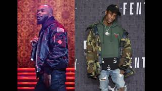 Here is what happened between Tory Lanez and Travis Scott