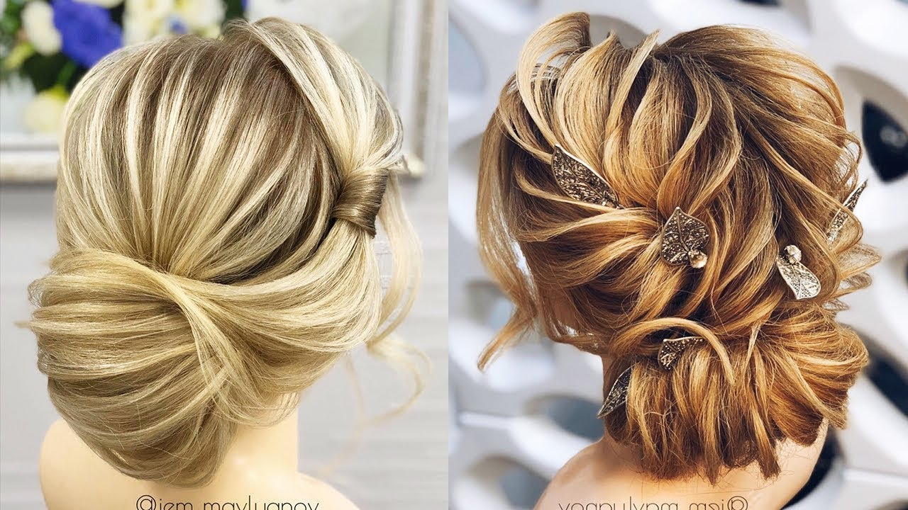 russian hairstyles for wedding★ bridal updos tutorial