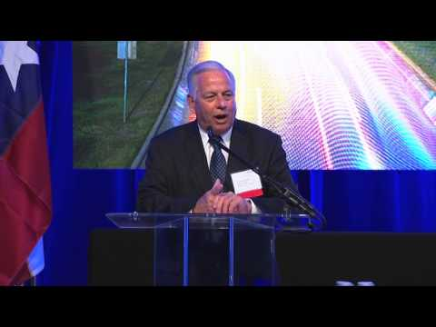 U.S. Rep. Gene Green on ExxonMobil Chemical Expansion in Baytown
