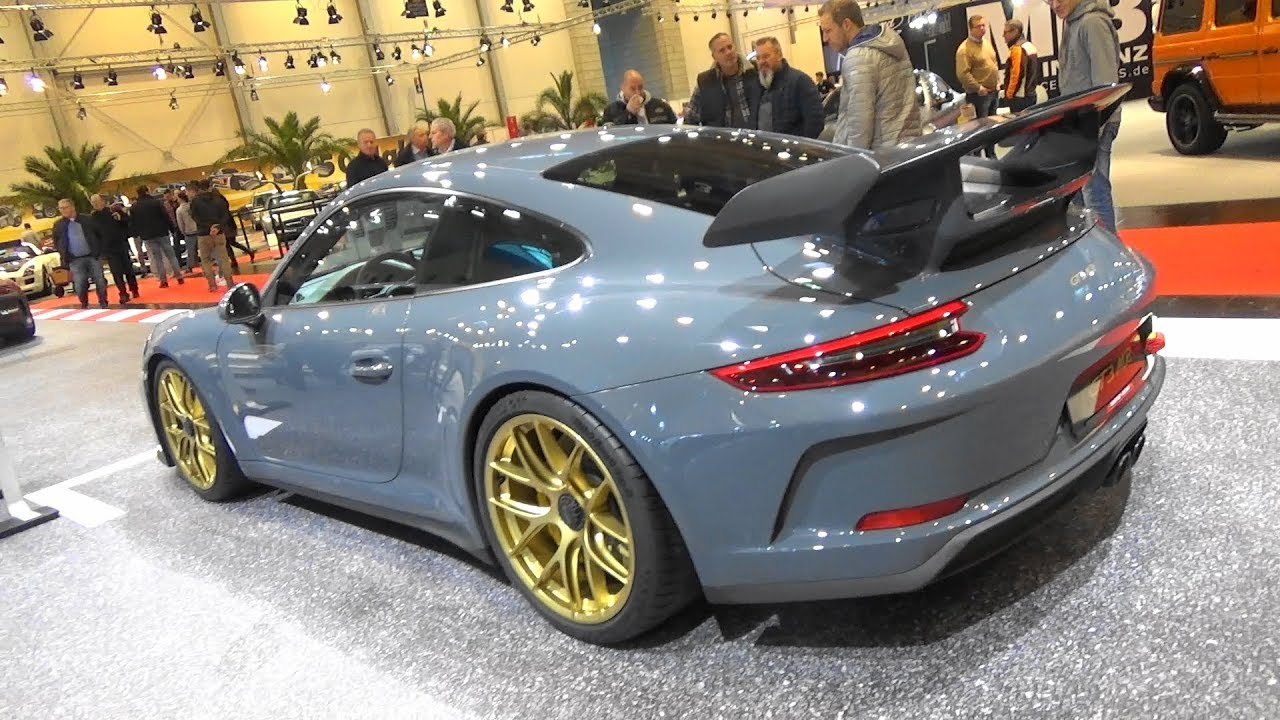 porsche 911 gt3 mr 991 2 essen motor show 2017 youtube. Black Bedroom Furniture Sets. Home Design Ideas