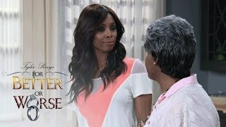 Angela Goes Head-to-Head with Miss V | Tyler Perry's For Better or Worse | Oprah Winfrey Network