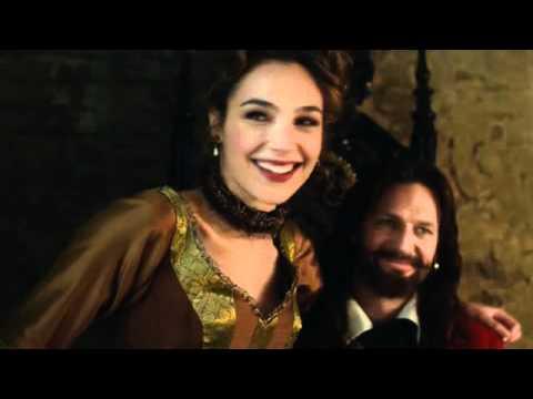 Gal Gadot in Captain Morgan Black Commercial