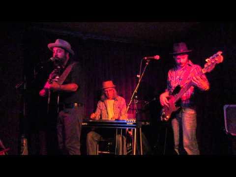 Don Gallardo - The North Dakota Blues - live at the Green Note London 14 July 2015