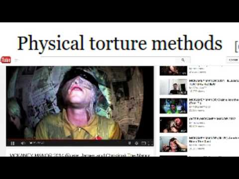 Mckamey Manor tortures people that's why the waiver should be null ...