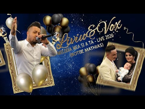 Liviu&Vox 🚀 Melodia mea si-a ta NEW LIVE 2020(Botez Mathias-Docuz)By Barbu Events✨COVER COSTEL BIJU