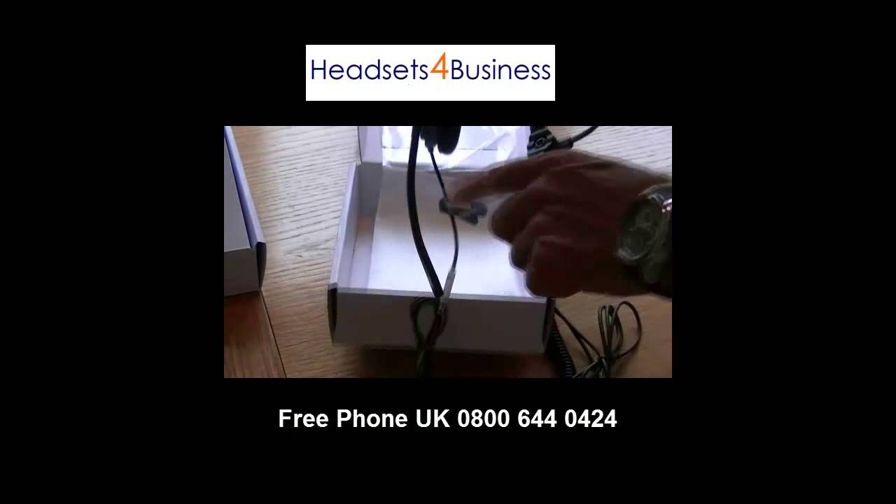 Cisco Headsets - Wired Headsets for Cisco IP phones