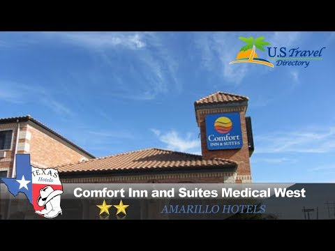 Comfort Inn And Suites Medical West - Amarillo Hotels, Texas