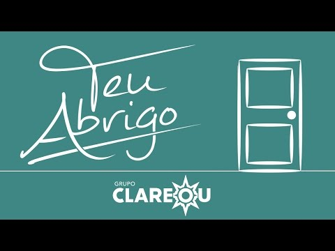 Grupo Clareou - Teu Abrigo (Lyric Video)