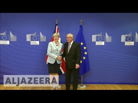 Brexit: Britain and EU reach deal on divorce terms