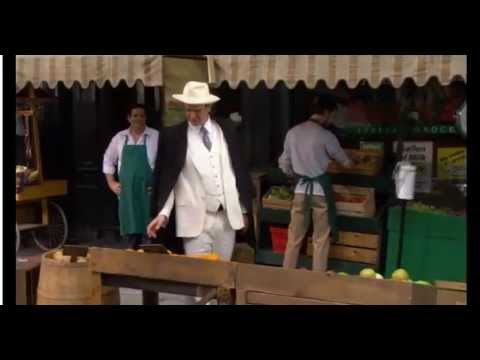 Marshall Eriksen in Little Italy