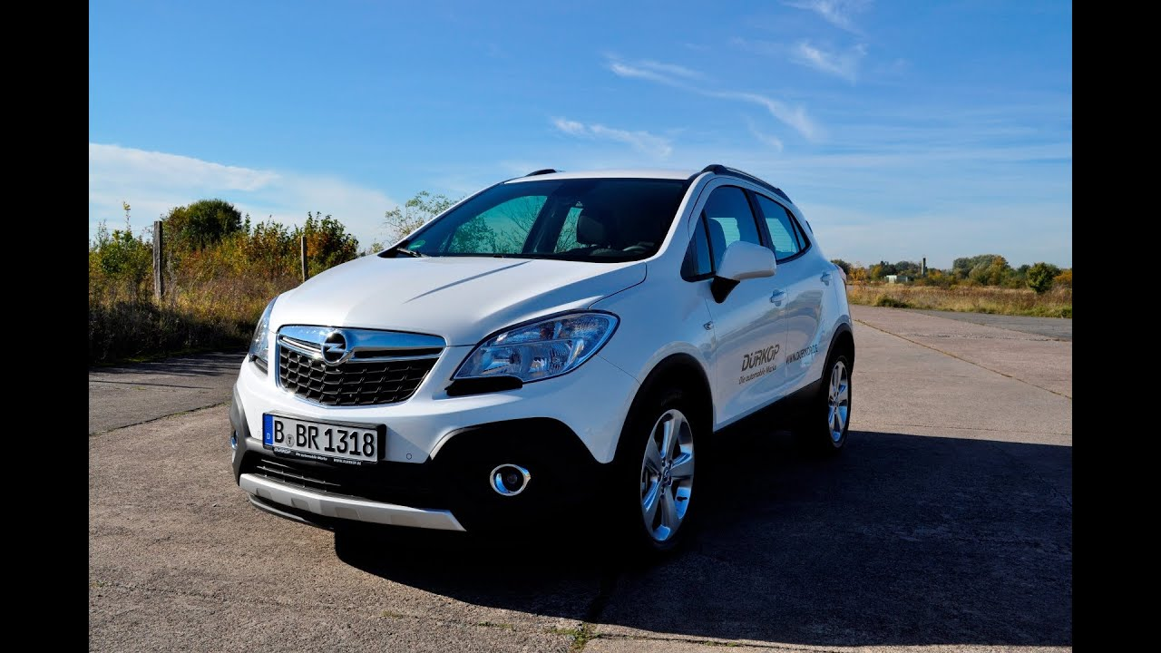 opel mokka test youtube
