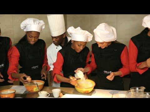 Exclusive: Cooking Challenge -- Tidimalo