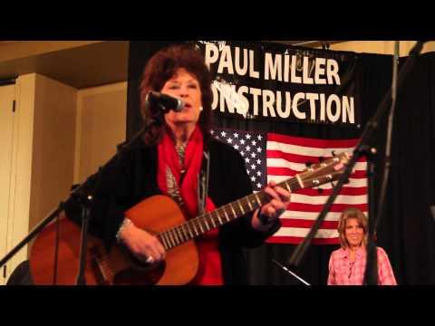 Leona Williams sings You Take Me For Granted in Mt. Vernon, IL