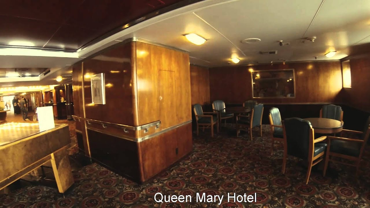 the haunted hotel queen mary | los angeles | cruise with bruce